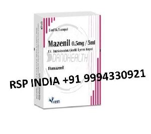 Mazenil 0.5mg/5ml IV Infusion Solution