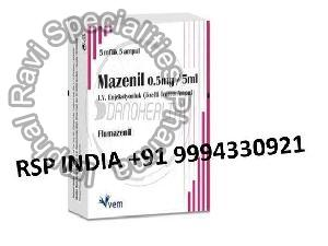 Mazenil 0.5mg/5ml Injection