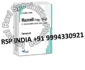 Mazenil 1mg/10ml Injection