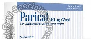 Parical 10mg/2ml Injection