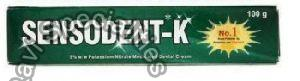 Sensodent K Toothpaste