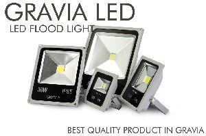 Aluminium Warm White 100W LED Flood Light