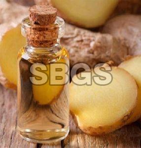 Ginger Rhizome Oil