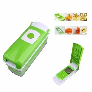 Fruit and Vegetable Dicer Slicer Chipser