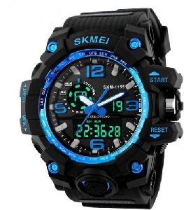 SKM-1155 Analog Digital Wrist Watch