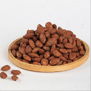 Pizza Almonds Nuts