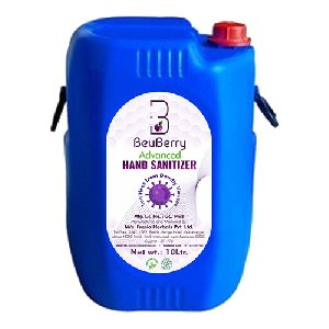 10 Litre Alcohol Based Hand Sanitizer