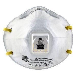 3M 8210V Face Mask
