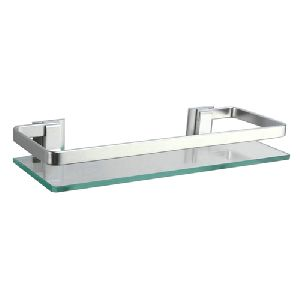 Bathroom Glass Shelf