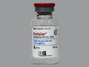 Ketalar Injection