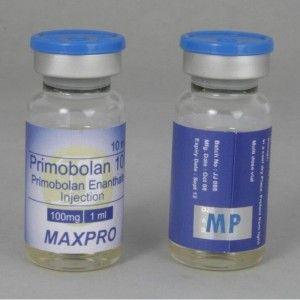 Primobolan Injection