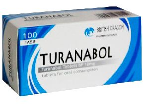 Turanabol Tablets