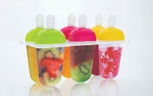 Plastic Ice Candy Maker