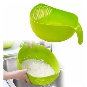 Plastic Rice Strainer