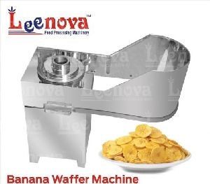 Banana Wafer Making Machine