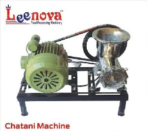 Chutney Making Machine