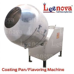 Coating Pan Flavoring Machine