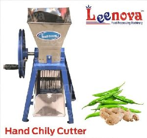 Hand Operated Chilly Cutter