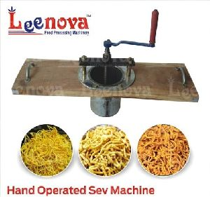 Hand Operated Sev Making Machine
