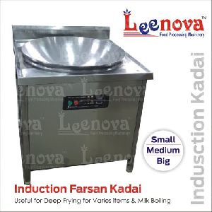 Induction Farsan Kadai