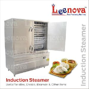 Stainless Steel Induction Steamer