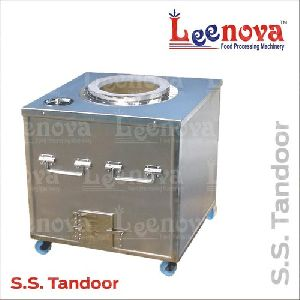 Stainless Steel Tandoor