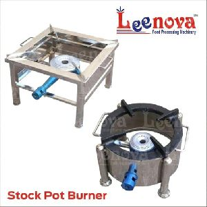 Stock Pot Burner