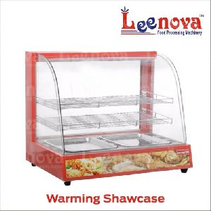 Warming Showcase Counter