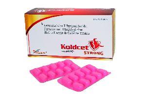 Koldcet Strong Tablets