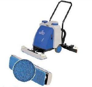 Supremo Automatic Wet Mopping Machin