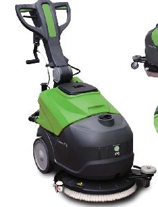 Compact Floor Cleaning Machine