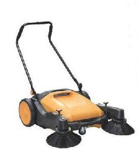Mechanical Road Sweeping Machine