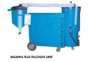 WELDING FLUX RECOVERY UNITS