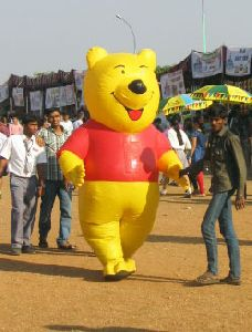 MASCOT WALKING INFLATABLE