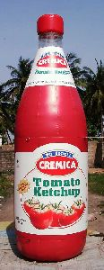 TOMATO KETCHUP BOTTLE INFLATABLE
