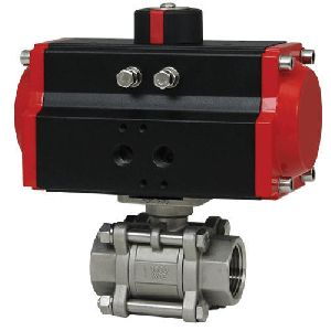 3 Piece NPT Stainless Steel Ball Valve