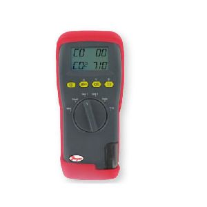 Handheld CO-CO2 Gas Analyzer