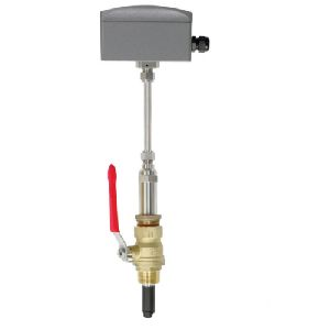 Insertion Electromagnetic Flow Transmitter