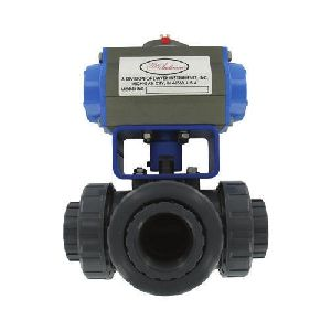 Series 3PBV Automated Ball Valve