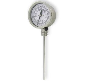 Side Reading Bimetal Thermometer