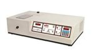 Systronics 118 Single Beam UV- Visible Spectrophotometer