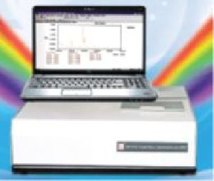Systronics 2201 Double Beam UV- Visible Spectrophotometer
