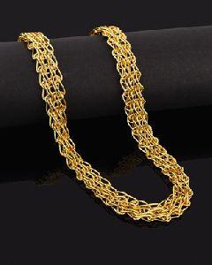 Handmade Singapore Link Mens Chain