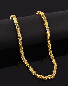 Handmade Spiga Link Pattern Chain
