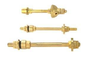 Brass Transformer Bushing Rod