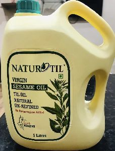 5 Litre Virgin Sesame Oil