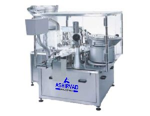 Automatic Eye Drop Filling with Inner Plugging Machine