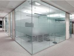 Octa-P Double Glazed Office Partitions