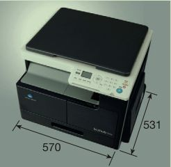 165 E Konica Minolta Photocopy Machine