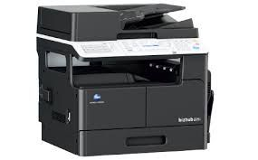 205i Konica Minolta Photocopy Machine